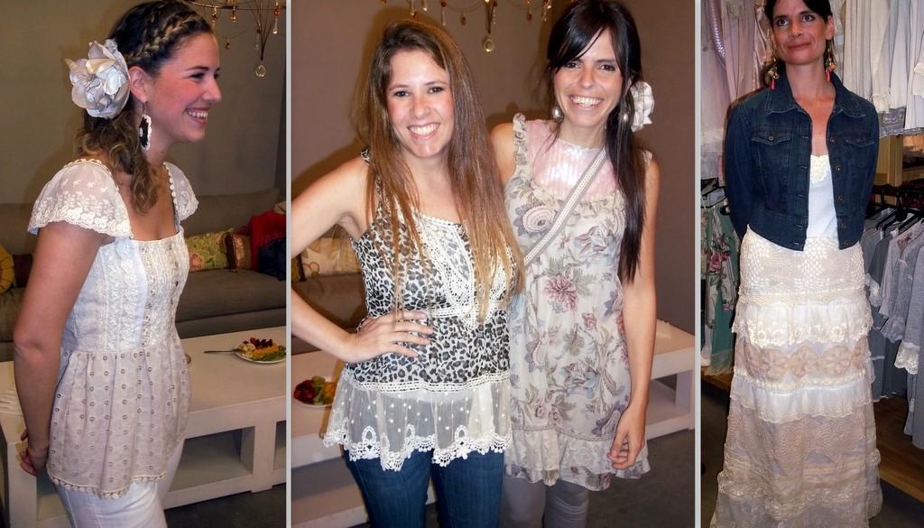 Paula y agustina ricci vestidos de fiesta