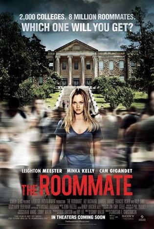 The Roommate 2011 Dual Audio 720p BRRip 757Mb x264
