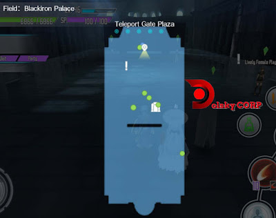 Field Blackiron Place Map