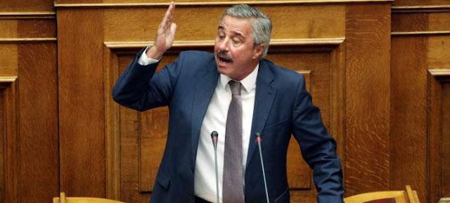 Γ. Μανιάτης προς Α. Τσίπρα: Απαντήστε στη Βουλή για την απόλυση 2.500 εργαζομένων στα Μεταλλεία Χαλκιδικής από μια δήθεν αριστερή κυβέρνηση
