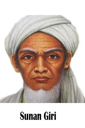 Sekilas sejarah Sunan Giri