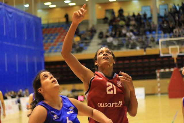 Baloncesto | El Ausarta Barakaldo EST se impone al Loiola Indautxu para escalar a la segunda plaza