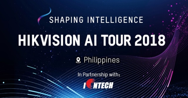 Hikvision AI Tour 2018 Is Coming to the Philippines