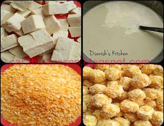 Foto Bahan-bahan Pom Pom Tahu Crispy
