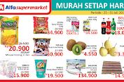 Katalog Promo Alfa Supermarket 25 - 31 Juli 2016