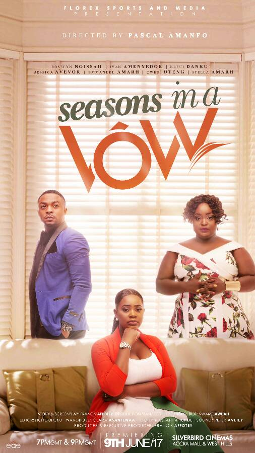 Seasons In A Vow Premieres on the 9th of June 2017.   Watch Teaser
