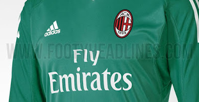 119676071 Milan 17-18 Goalkeeper Kit Leaked