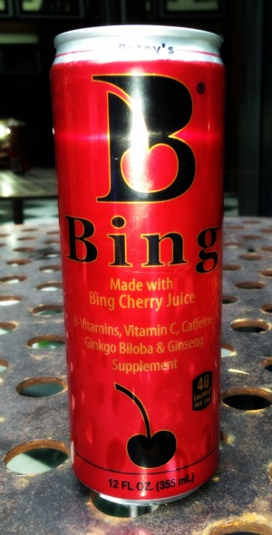 Blonde Amp Lippy Put Down The Red Bull Amp Pick Up A Bing