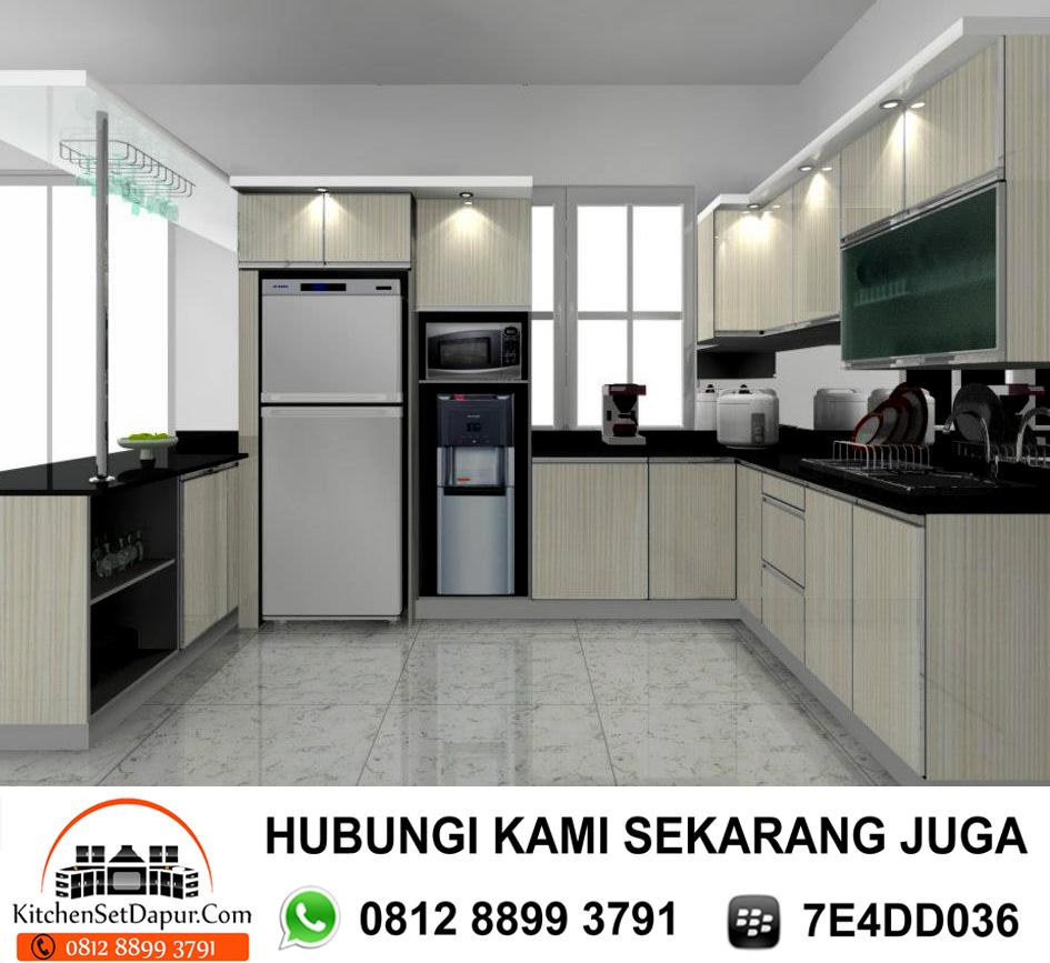 Kitchen Set Aluminium Murah Kota Depok 0812 8899 3791