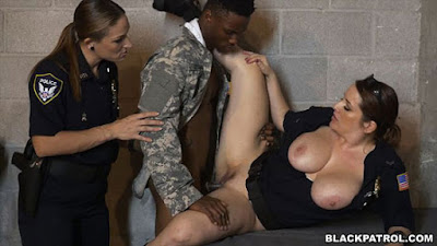 Maggie Green, Joslyn (Fake Soldier Gets Used as a Fuck Toy) – BlackPatrol