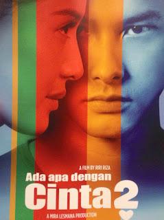 Ada apa dengan cinta 2 ( AADC2 ) 2016