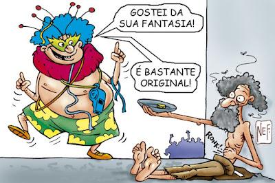 """""""Amado e Odioso Carnaval"""" por Tosta Neto"""