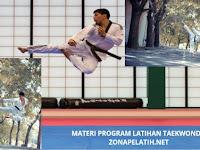 Materi Program Latihan Taekwondo   Zona Pelatih