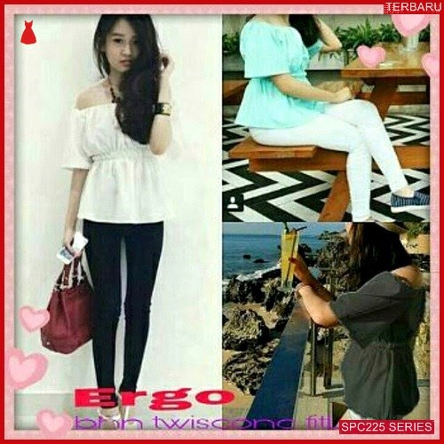 SPC225E55 Ergo Blouse Terbaru Atasan Wanita | BMGShop