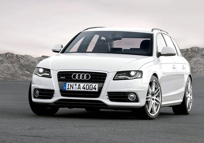Amazing Cars Reviews and Wallpapers: 2011 Audi A4