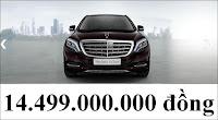 Giá xe Mercedes Maybach S600
