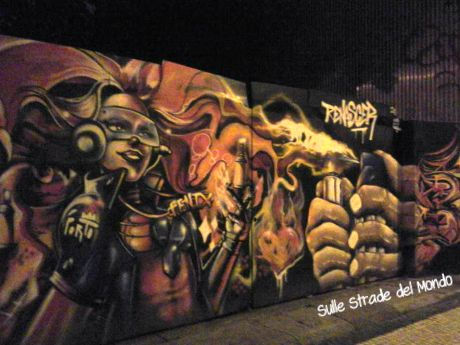 Street art a Porto
