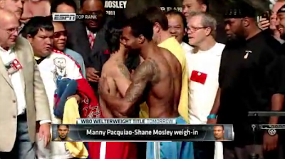 Pacquiao vs Mosley live fight