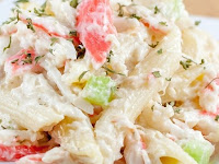 Pasta Seafood Salad Recipe