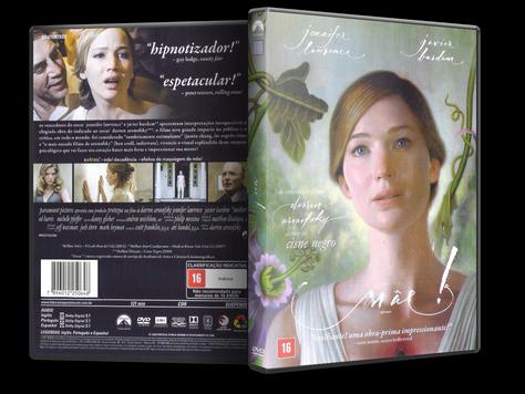 Capa DVD Mãe! (Oficial)