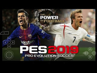 Download Latest PES 2019 ISO, PPSSPP For Android, [Direct Links]