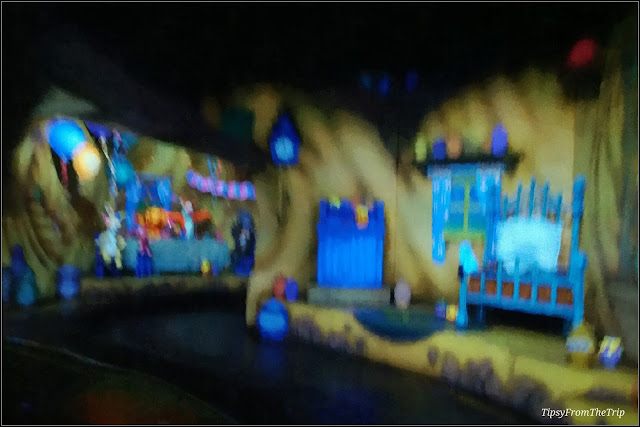 Adventures of Winnie the Pooh, Disneyland, California.