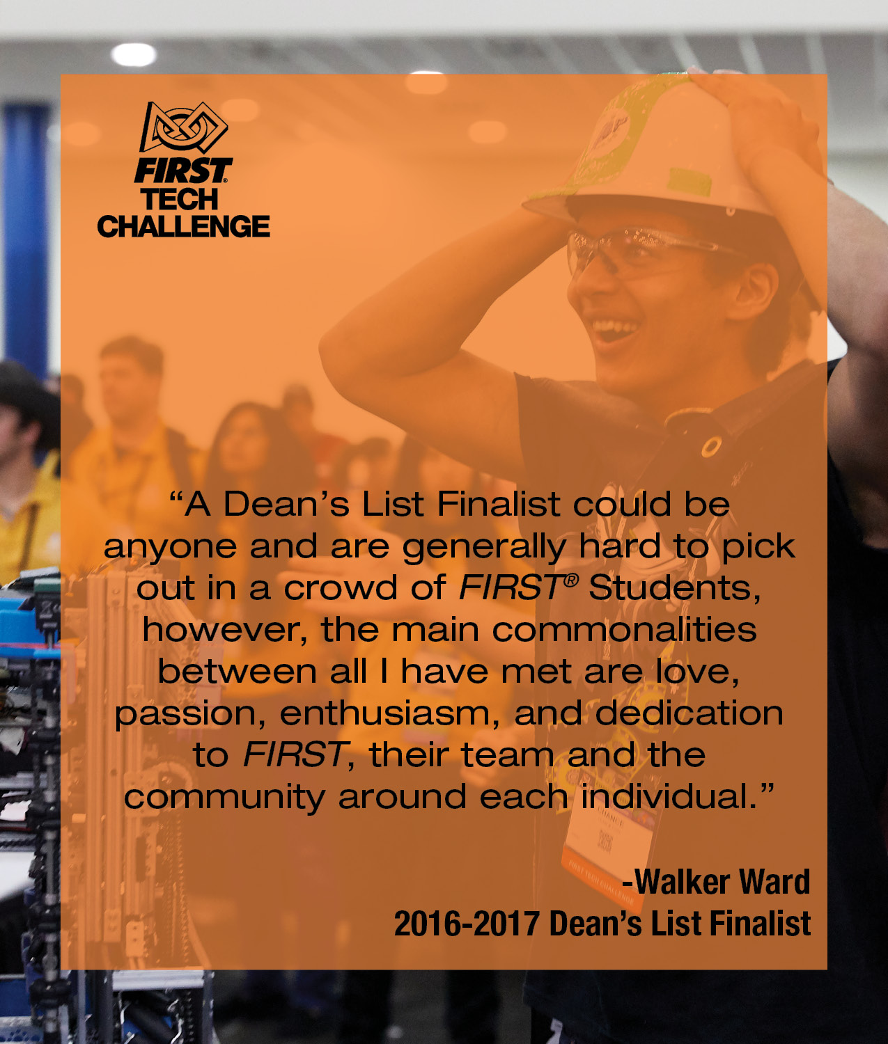 Whats New For The 2018 2019 Season First Tech Challenge Ftc Robotics Wiring Diagram Each Team Can Nominate Up To Two Students Who Are In 10th Or 11th Grade That Exemplify Leadership Qualities An Entrepreneurial