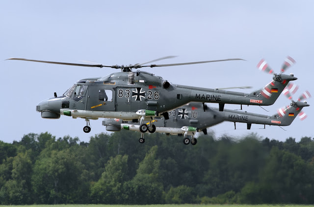 Westland WG-13 Lynx Germany Marine