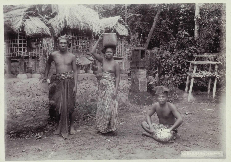 Ini Dia Foto Ogoh Ogoh Di Bali Tempoe Doeloe Tahun