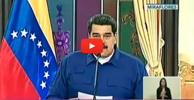 El Cuento Chino de Maduro sobre su banquete en Estambul
