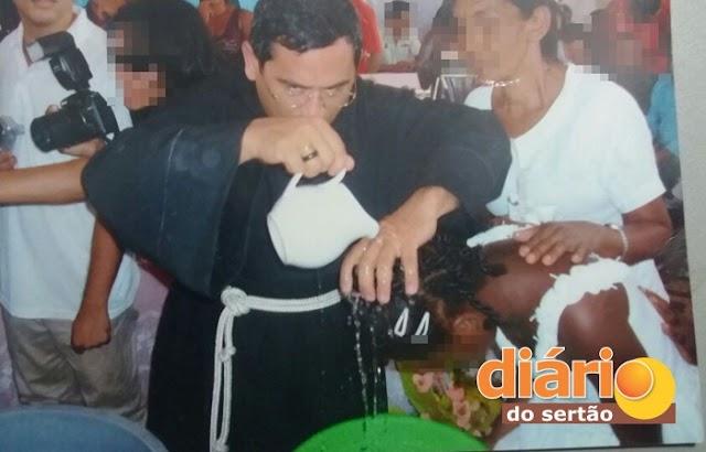 Falso padre   é preso em pousada no centro de Sousa-PB