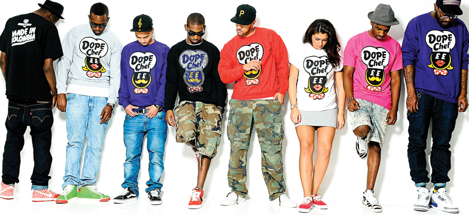 Dope Chef Currency This Clothing Line