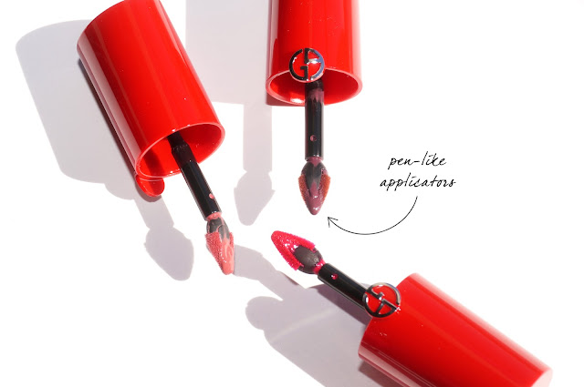 Armani Lip Magnet - The Beauty Look Book