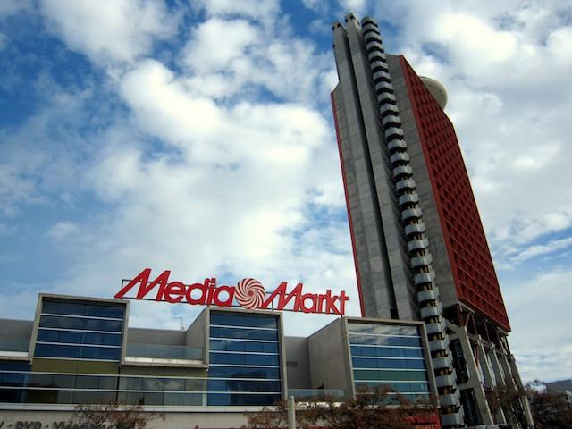 Lojas MediaMarkt em Barcelona