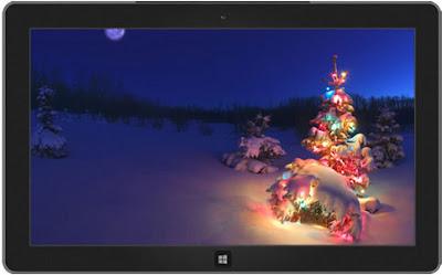 temi natalizi windows
