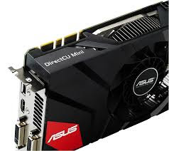 Asus releases GeForce GTX 670 DirectCU graphics card mini