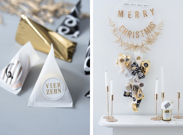 DIY Adventskalender mit Sour Cream Boxen