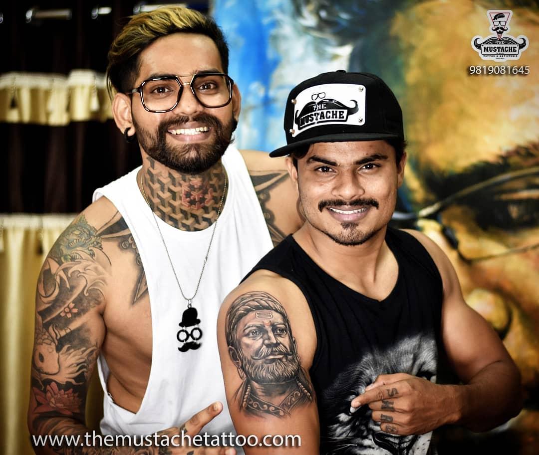 PapPya Gaikwad Tattoos
