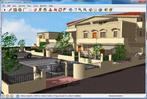 Architect Software - Sketchup