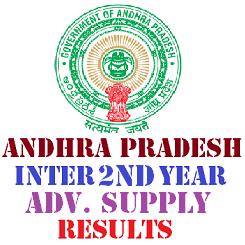 Manabadi AP Inter 2nd Year Advanced Supplementary Results