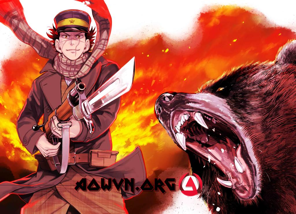 kamuy - [ Anime 3gp Mp4 ] Golden Kamuy | Vietsub - Kịch tính!!