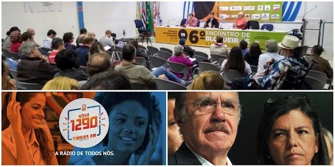 Na mira dos Sarney, blogueiros e ativistas digitais defendem a Rádio Timbira