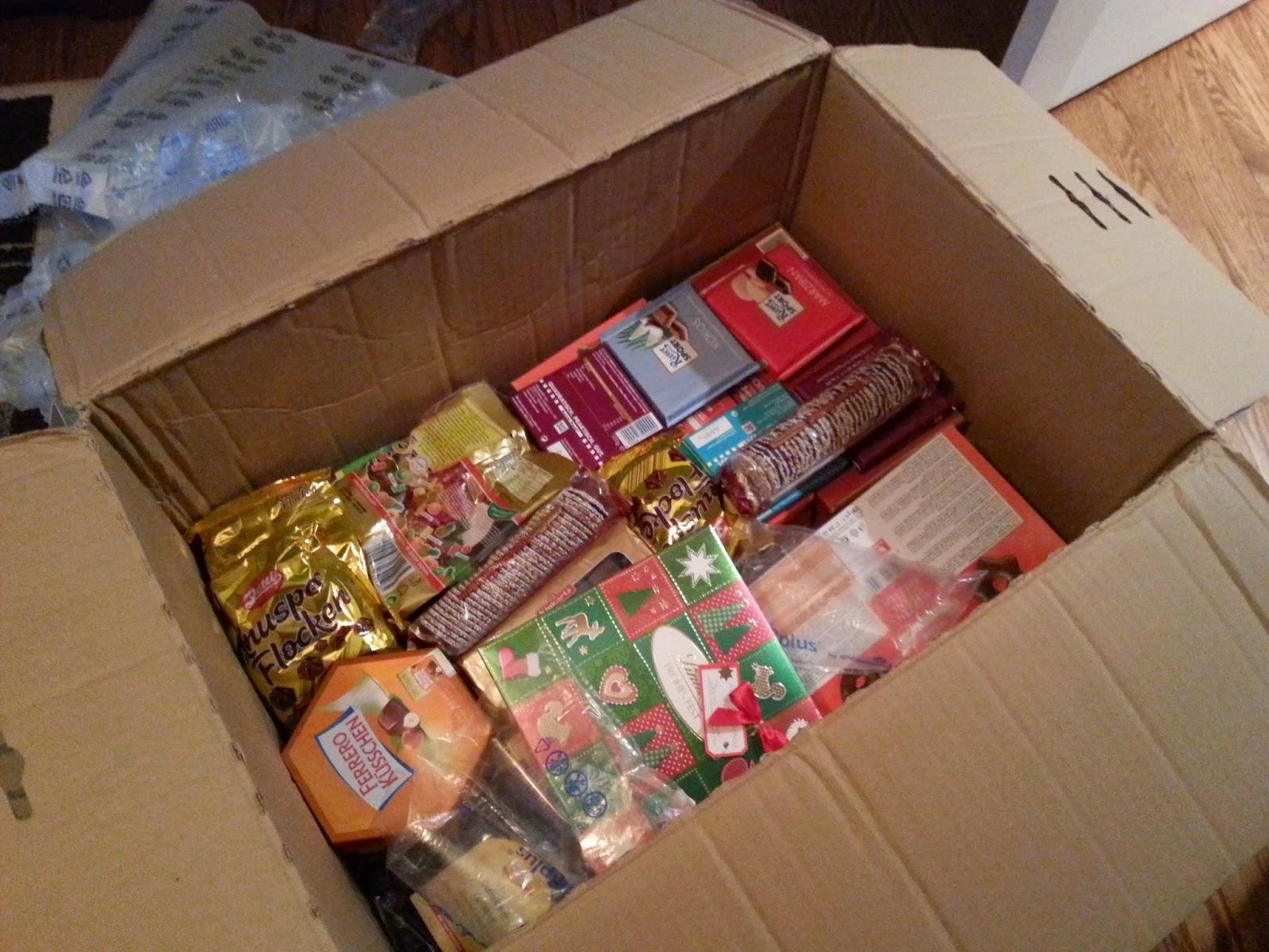 Päckchen Nach Kanada Paket Nach Kanada 2019 12 26