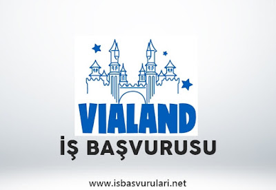 Vialand iş başvuru formu