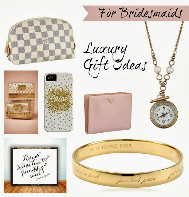 Expensive Gift Ideas: Spencer Special Events : Bridesmaid Gift Ideas