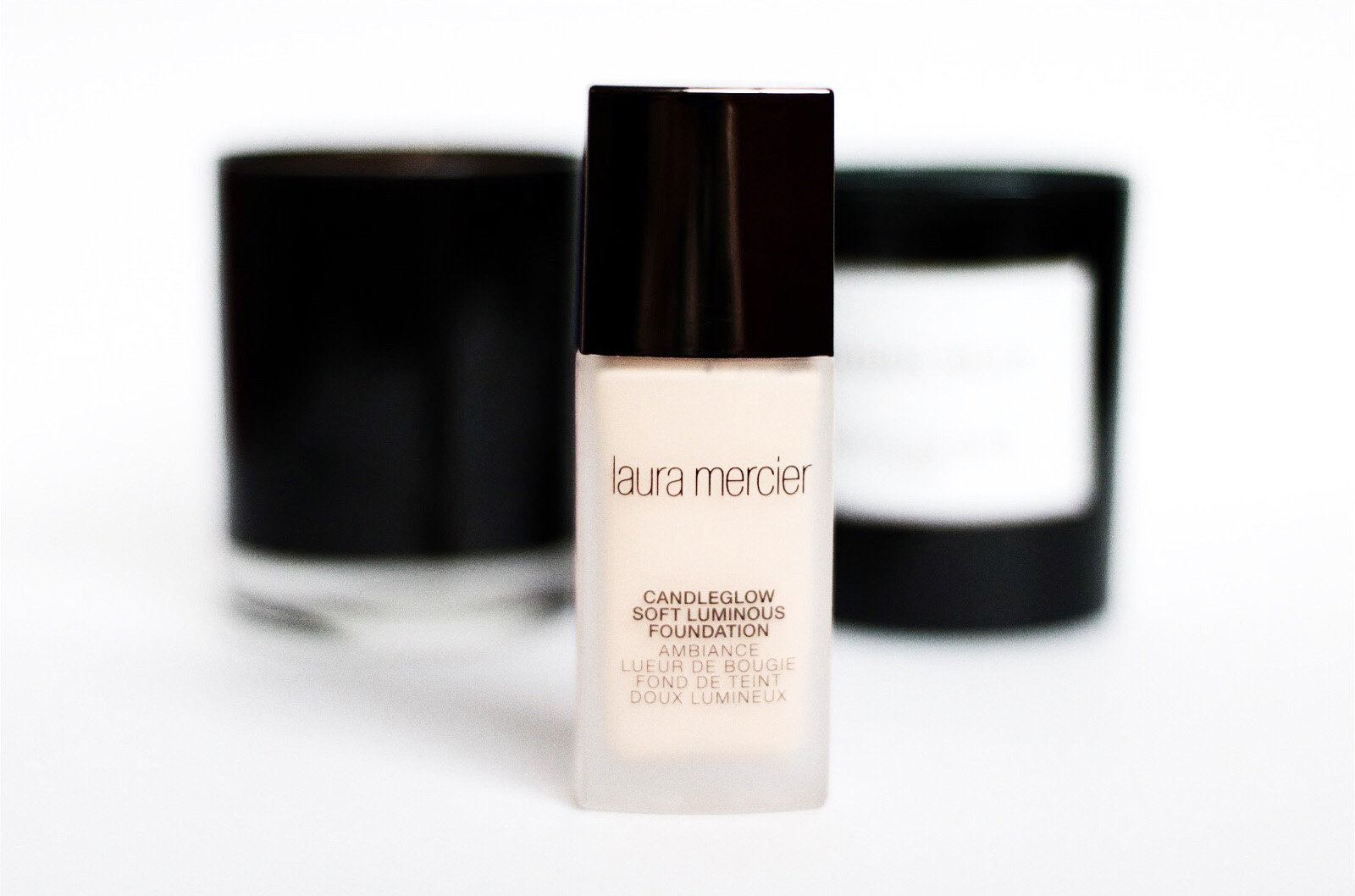 laura mercier candleglow foundation fond de teint avis test