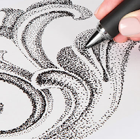 The Pointillist Artist's Electronique pen