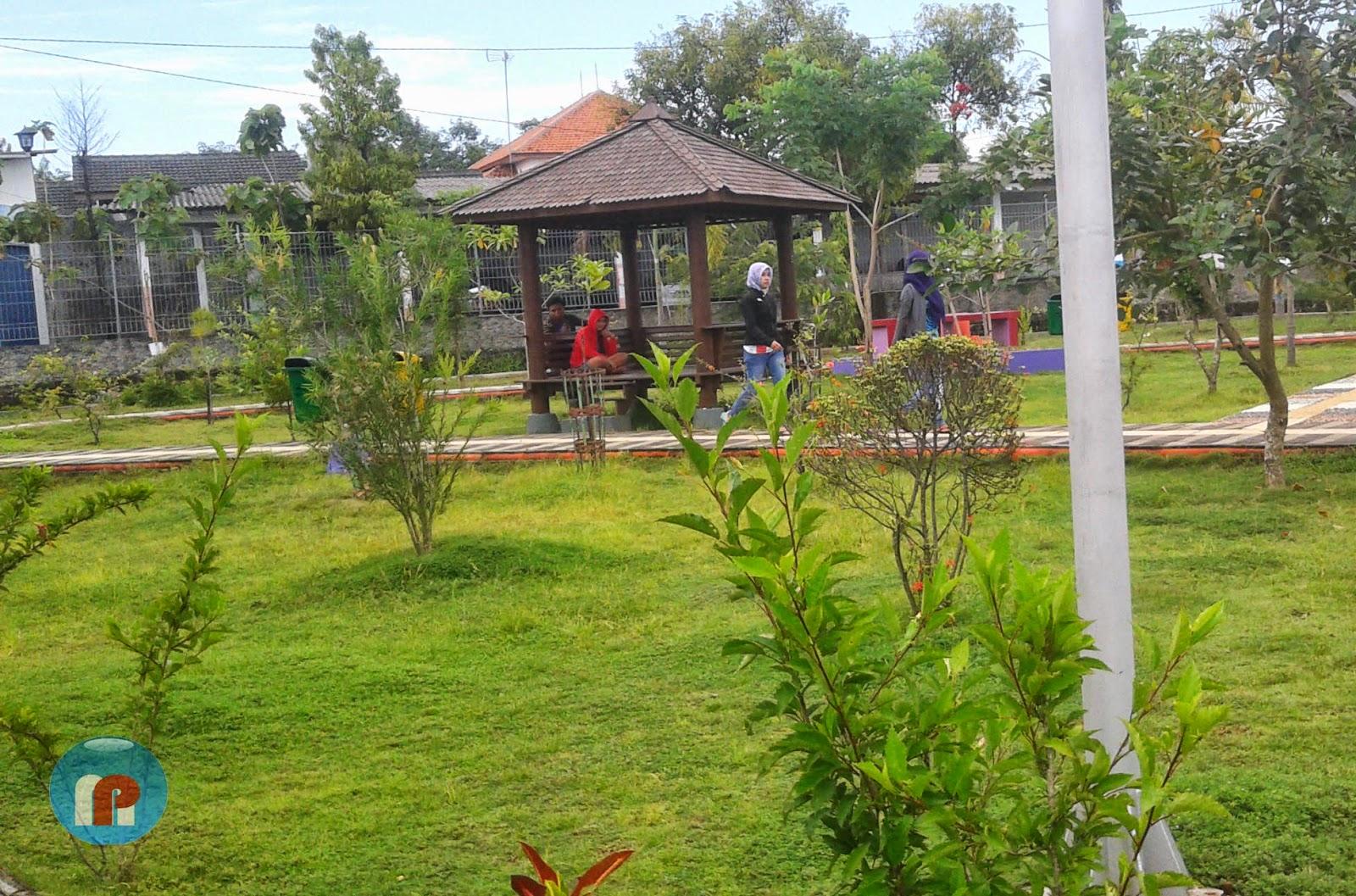 Hutan Kota Kalidoro Pati, Makin di Minati Pengunjung