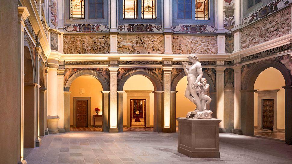 Italian Florence: Vladimir Perovic Blog: Four Seasons Hotel, Firenze