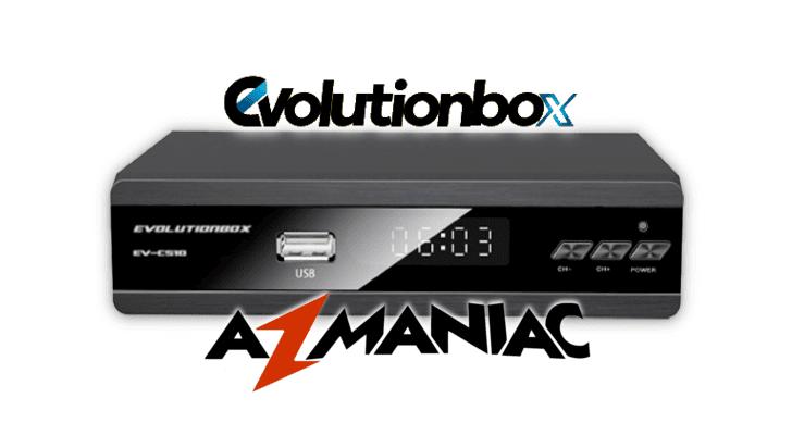 Evolutionbox EV CS10